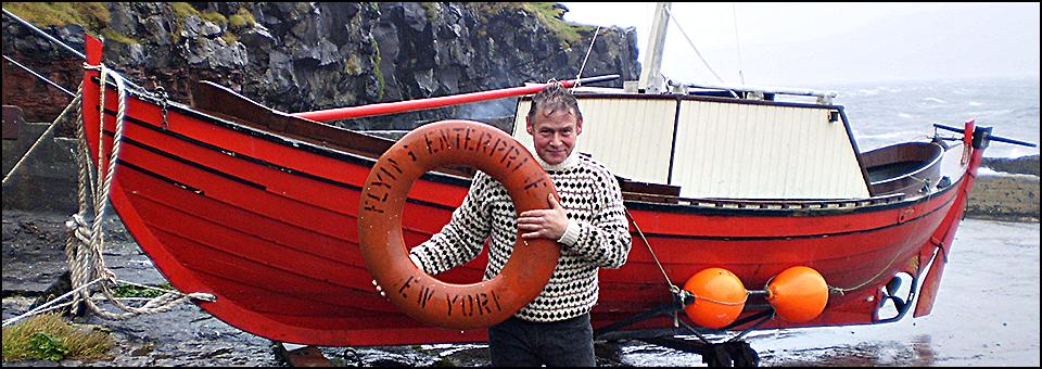 From Faroe Islands