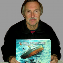 The artist behind the books frontpage – Peter Bilas from South  Africa