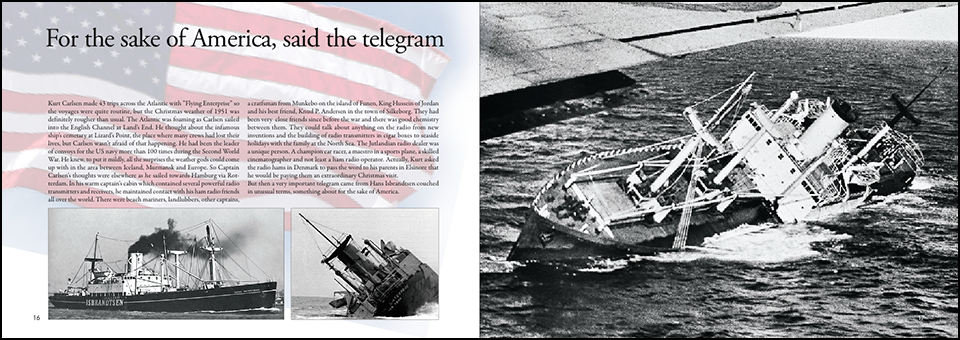 For the sake of America, said the telegram